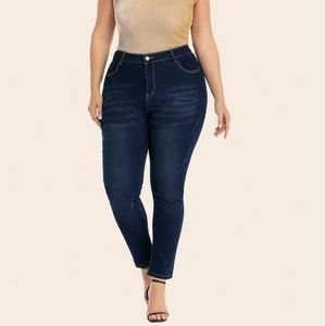 ⚜️🆕NWT Plus size button fly skinny jeans